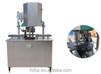 automatic professional metal tin can sealer machine