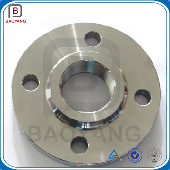 forged stainless steel threaded flange