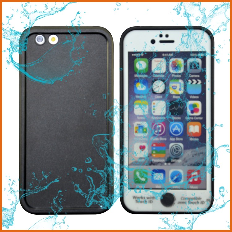 Factory mobile phone case waterproof case for iphone 6 6s