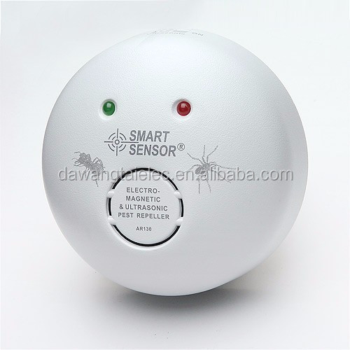 Ultrasonic Electronic Pest Chaser Insect Repellent Pest Repeller AR130