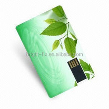 Promotional gift business card usb flash drive bulk cheap memory stick usb