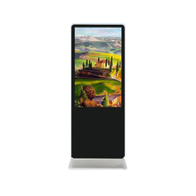 42 inch standing kiosk digital signage network android advertising player 1080P LED screen indoor mall display kiosk AD player