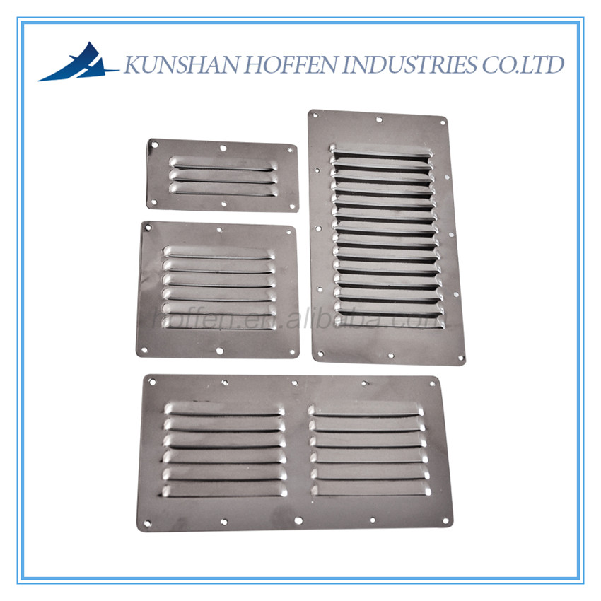 stainless steel Louvered vent /marine hardware