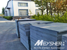 concrete block bricks PVC pallets for sale