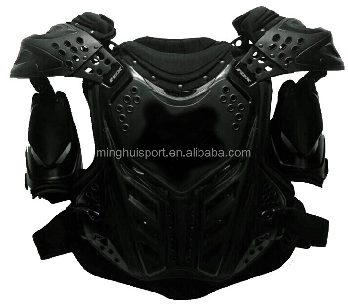Full Body Armor Jacket Spine Chest Protective Gear Motocross