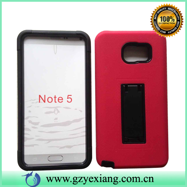 New Arrival Mobile Phone Case For Samsung Galaxy Note 5 Combo Cover