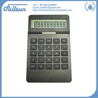 10 digits iron weight calculator with aluminum material FS - 2153