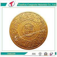 Fiberglass Products Manhole Covers for Park Garden