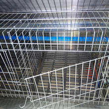 Best Price Hot Galvanized Rabbit Farms Battery Cages For Laying Rabbit