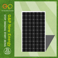 72 cells solar photovoltaic module 290w with CE/CEC/TUV/ISO