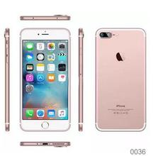 OEM design transparent electroplating soft tpu smart phone cover case for iphone 7