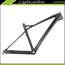 2016 LightCarbon Mountain Bike 29er Carbon Frame MTB 29 Carbon Frame LCM902