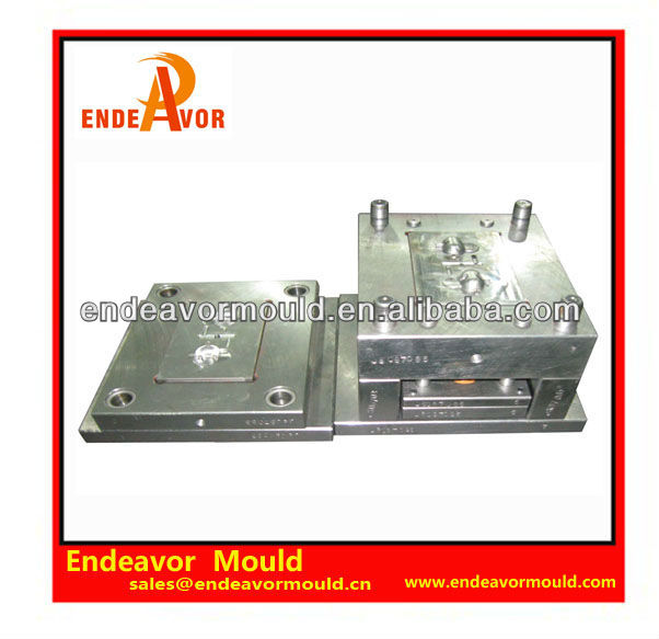 Plastic mold design and manufacture