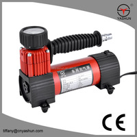 good quality car mini air compressor,portable air compressor,tire inflator