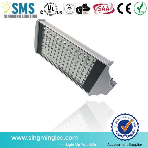 3 yrs warranty outdoor IP65 waterproof high lumen aluminum 98W led street light