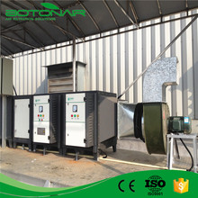 Stablely HEPA Commercial Kitchen Cooking Oil Soot Filtering Machine
