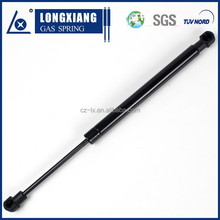 Standard gas lift support shock prop strut with nylon ending