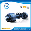 11T American Type Spoke Axle Manufacturer