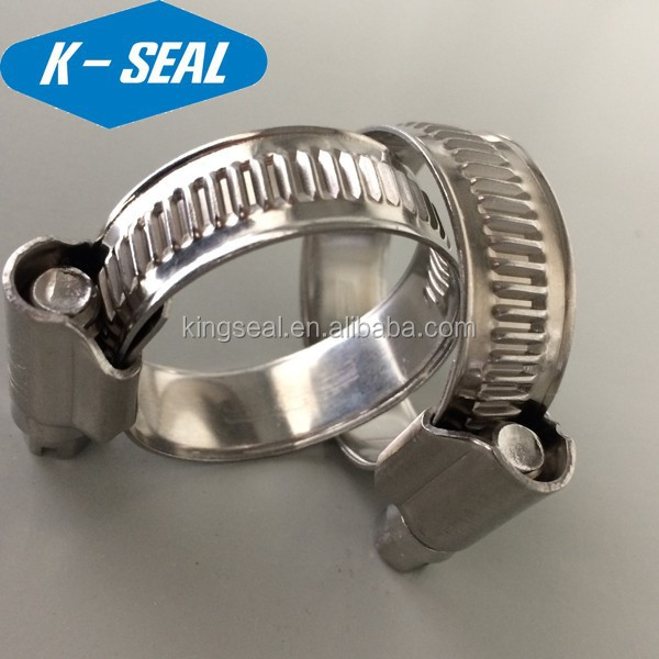 stainless steel hanging pipe clamp KEBG9*120SS