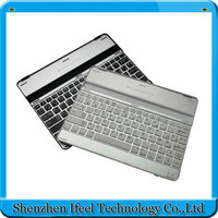 Ultra Slim Bluetooth Wireless Aluminum Keyboard Case Cover for iPad Air iPad 5