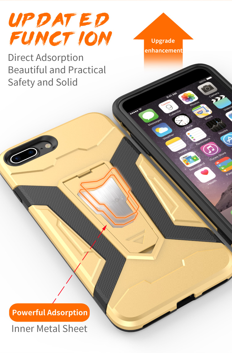 Customized new phone case for Iphone 6 back cover, for iphone 7 cover