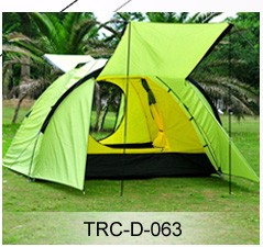 OEM Family Large Luxury Waterproof Camping Tent