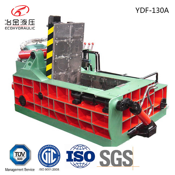 series hydraulic scrap metal baler/compactor/baling machine