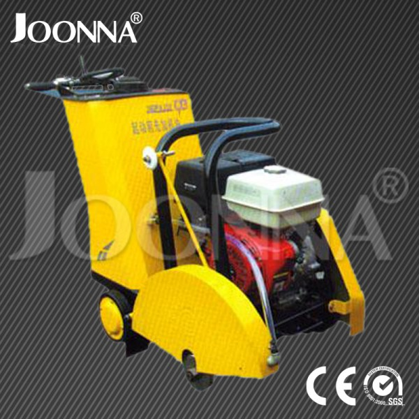 Construction machinery for concrete cutting JN/DFS-500 mini gasoline pavement cutter