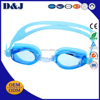 Wholesale Best Quality china manufacture for swim Anti-fog silicone funny Swimming Goggles