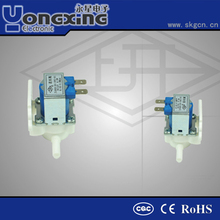 straight type normal open 110V AC washing machine solenoid valve