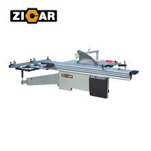 ZICAR brand MJ6132YIIIA precision woodworking sliding table panel saw made in china