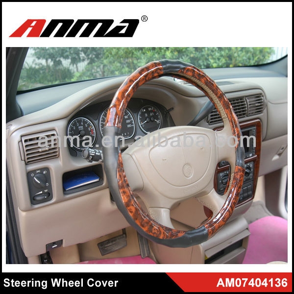 ANMA PE decorative steering wheel cover