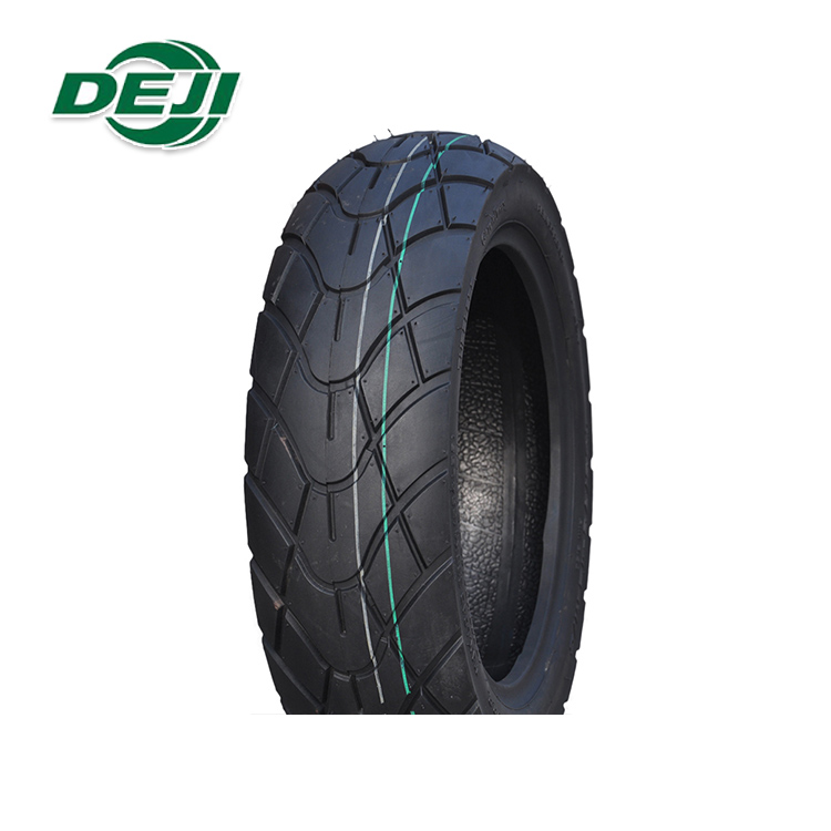 2017 DEJI factory tire price high quality rubber motorcycle tire