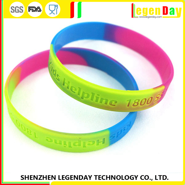 Factory Supply Party pure energy ion bracelet