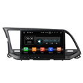 Latest Wholesale car radio cassette player octa core elantra gps navigation dvd android 8.0 car audio navigation system