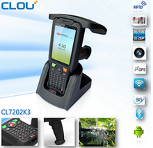 Android RFID Reader Phone Industrial PDA Handheld Smart Card Reader