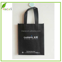 300 piece moq oem production recyclable non woven bag