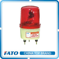 taobao free sample price list for led flashing beacon, 10w red beacon light