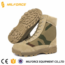 MILFORCE-EVA rubber sole kenya combat military boots