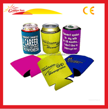 Adorable High-Quality Fashionable Foldable Neoprene Can Holder