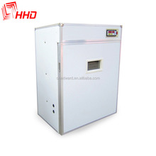 CE approved HHD brand high quality intelligent hatch controller 1056 egg incubator EW-10