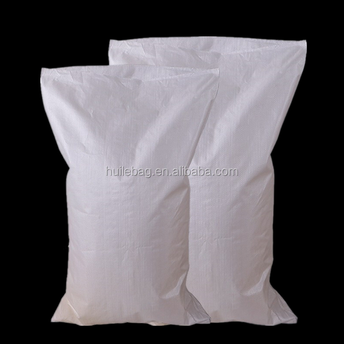 60*100cm 25kgs packing white pp woven sack bag with shiny bopp lamination for <strong>rice</strong>, wheat, sugar, salt, seed, corn, feed