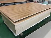 indoor furniture texture melamine laminated plywood sheets