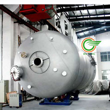 Stainless steel 50L-20000L jacket chemical factory industrial mixing tank reactor