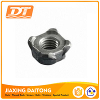 DIN928 Square Weld Nuts Carbon Steel