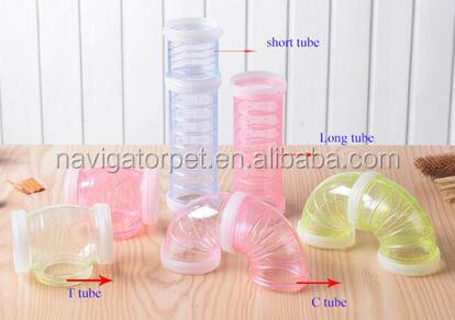Pet Fun-Nel Assorted Tubes, hamster tunnel, hamster cage accessories