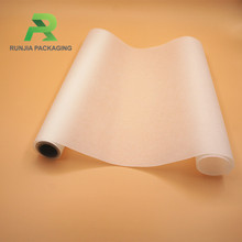 Food Grade Heat Resistant Silicon Coated Parchment Paper Roll