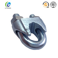 Rigging Hardware Galvanized DIN741 Malleable Steel
