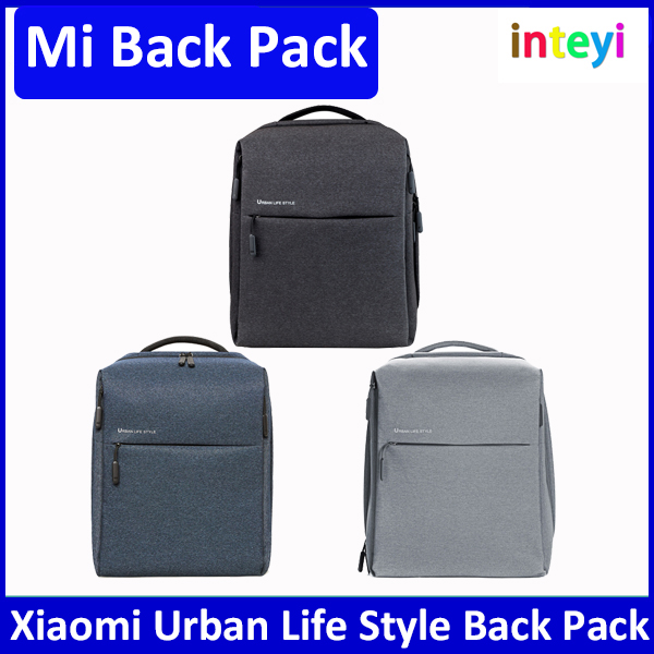 Original Xiaomi Backpack For Women Men Office Backpack School Backpack Large Capacity Travel Business Bags Laptop Couple Bag