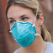 3M 1860 N95 Surgical Face Mask and N95 Respirator, Dust Mask, Surgical Masks
